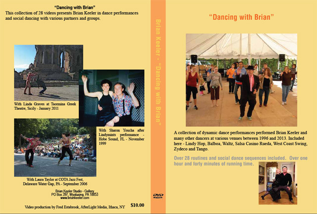 Dancing with Brian DVD Cover